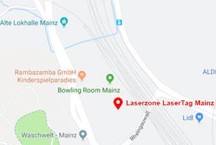 Lasertag Mainz anfahrt_mainz