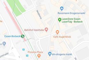 Lasertag Essen Borbeck anfahrt_ebo