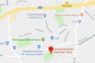 Lasertag Essen-Kray anfahrt_ekray