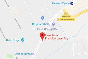 Lasertag Essen-Kray anfahrt_fr