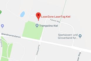 Lasertag Kiel anfahrt_kiel