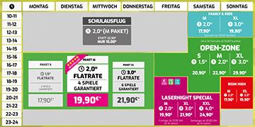 Preise Duisburg laserzone-stundenplan_sommer_tn