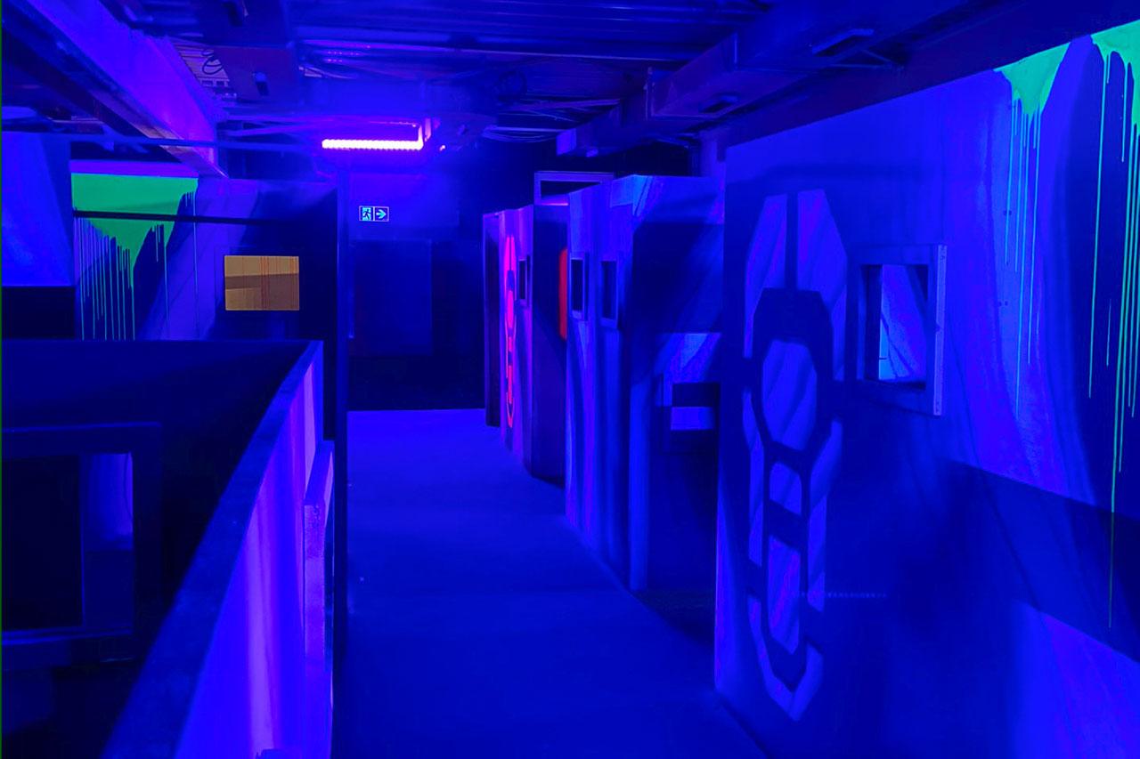 LaserTag Sonderpreis für Bewohner von Ratingen laserzone_duesseldorf_lasertag_arena_04