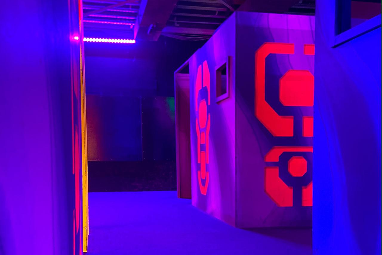 LaserTag Sonderpreis für Bewohner von Ratingen laserzone_duesseldorf_lasertag_arena_06