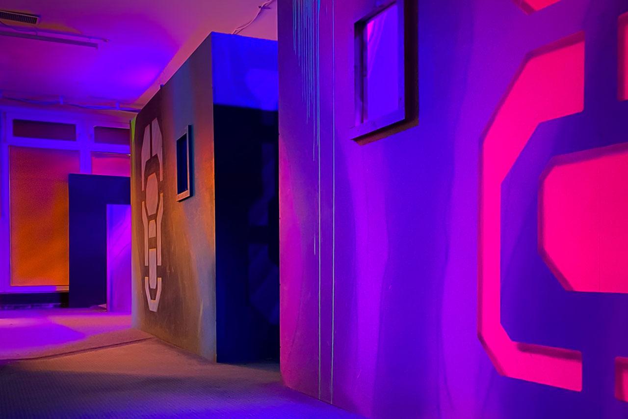 LaserTag Sonderpreis für Bewohner von Leverkusen laserzone_duesseldorf_lasertag_arena_08