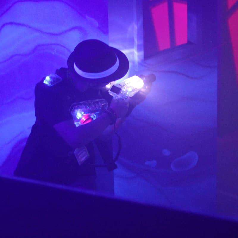 Laserzone Junggesellenabschied laserzone_essen_kray_lasertag_arena_spiel