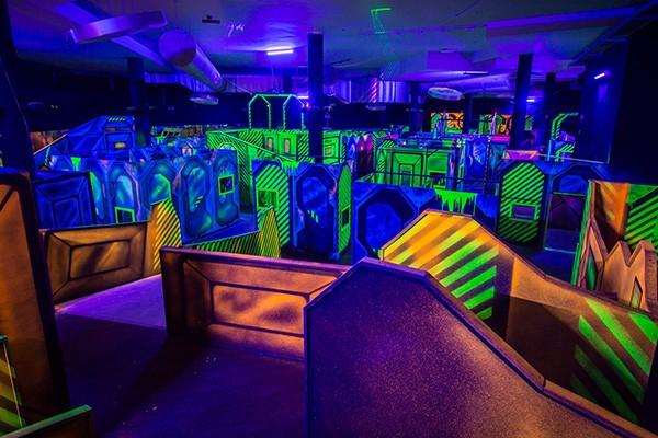 Was ist LaserTag laserzone_lasertag_arena
