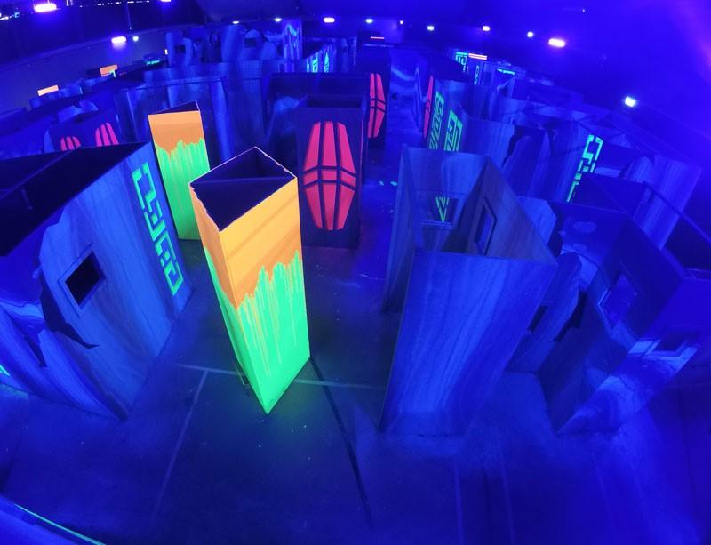 LaserTag Sonderpreis für Bewohner von Gelsenkirchen laserzone_lasertag_mainz_arena01