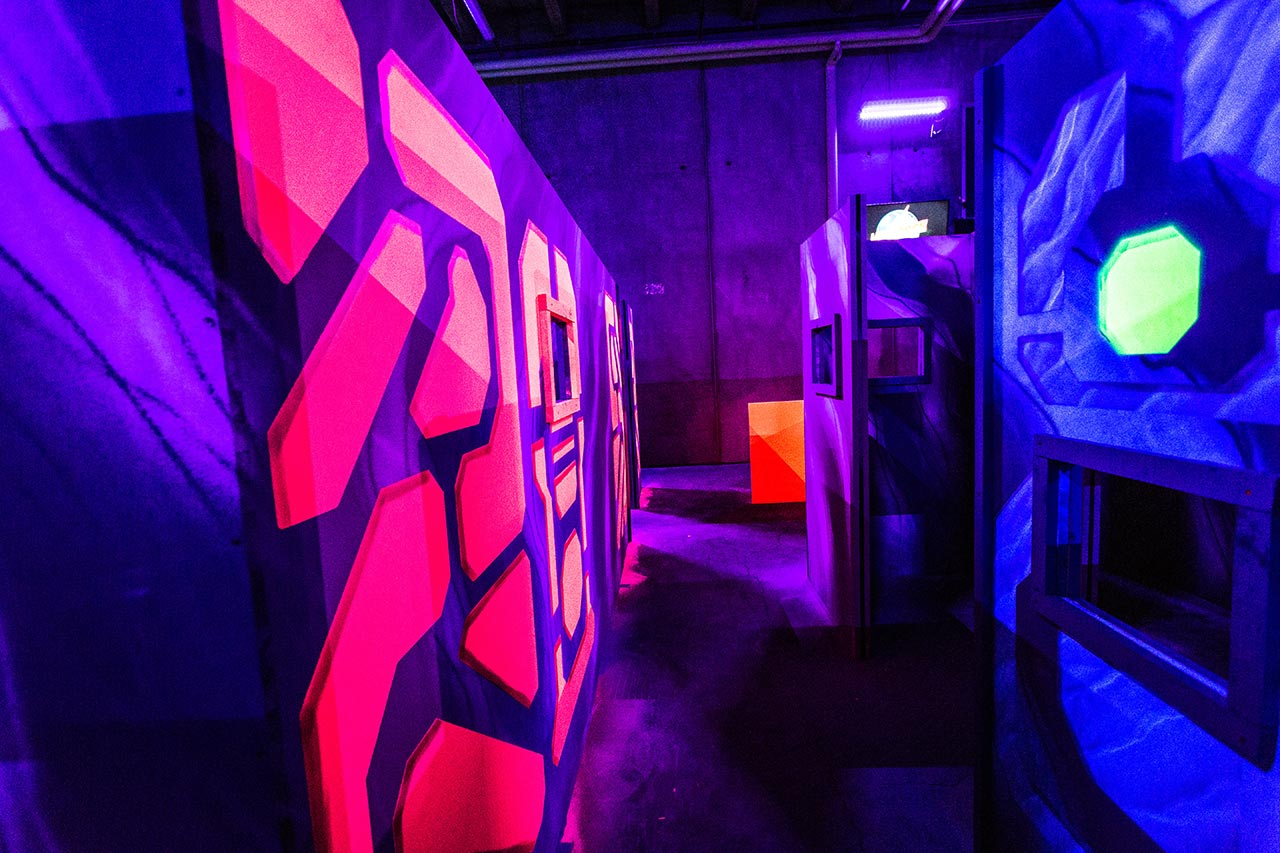 Schulausflug Mainz laserzone_mainz_arena04