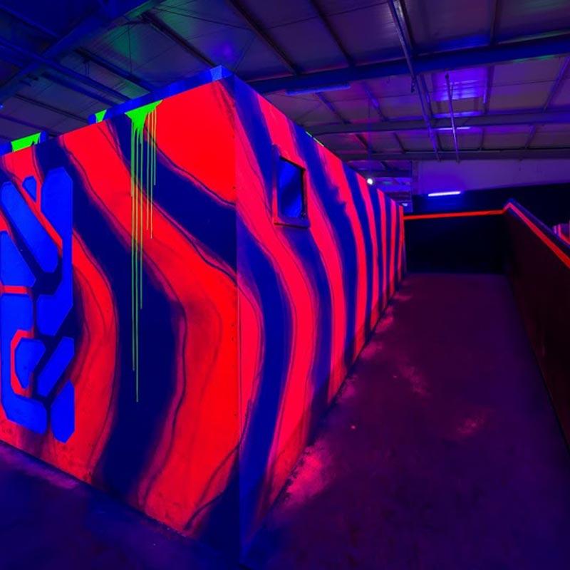 Schulausflug Mainz laserzone_mainz_arena04sq