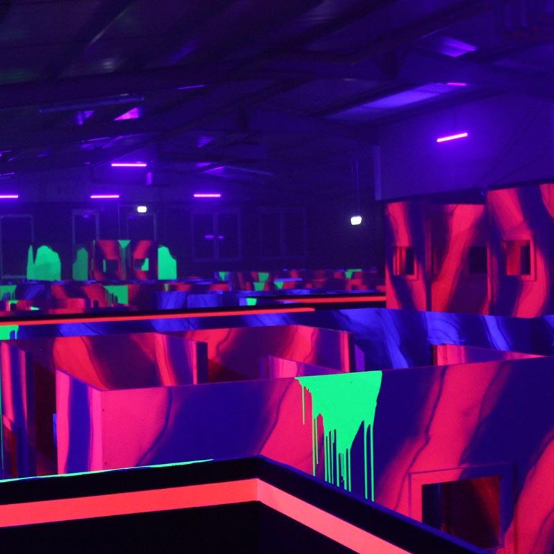 Junggesellenabschied Mainz laserzone_mainz_arena05_sq