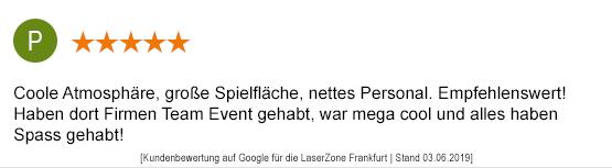 Firmenevents Mainz laserzone_mainz_kundenmeinung_fe01