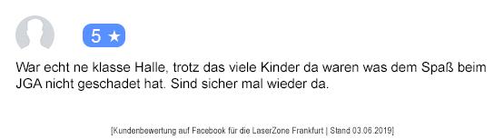 Junggesellenabschied Mainz laserzone_mainz_kundenmeinung_jga01
