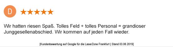 Junggesellenabschied Mainz laserzone_mainz_kundenmeinung_jga04