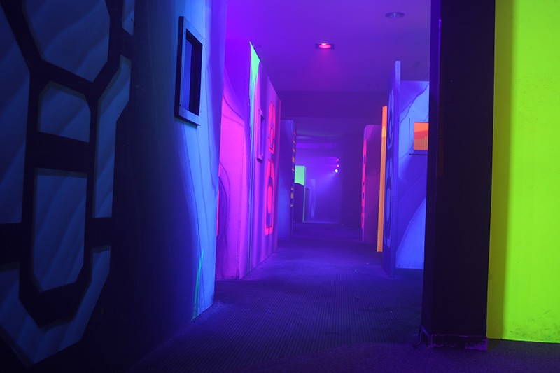 LaserTag Sonderpreis für Bewohner von Gelsenkirchen laserzone_mainz_lasertag_arena01