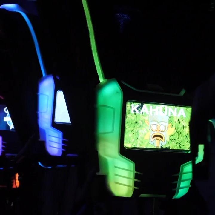 Junggesellenabschied Mainz laserzone_mainz_lasertag_westen