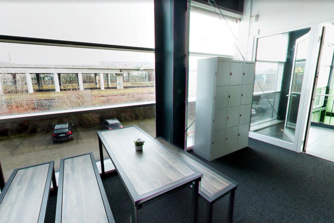 Schulausflug Mainz laserzone_mainz_lobby