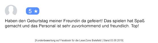 Lasertag Mönchengladbach laserzone_mg_kundenmeinung_gb01