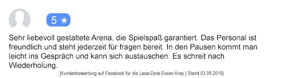 Erwachsenengeburtstag Mönchengladbach laserzone_mg_kundenmeinung_gb02