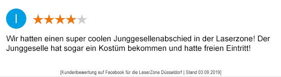 Junggesellenabschied Mönchengladbach laserzone_mg_kundenmeinung_jga03
