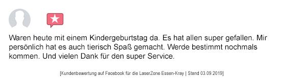 Kindergeburtstag Mönchengladbach laserzone_mg_kundenmeinung_kb01
