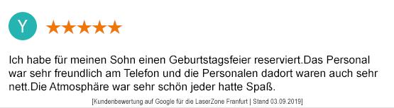 Kindergeburtstag Mönchengladbach laserzone_mg_kundenmeinung_kb03