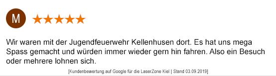 Schulausflug Mönchengladbach laserzone_mg_kundenmeinung_sca05