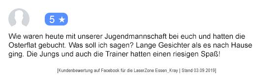 Schulausflug Mönchengladbach laserzone_mg_kundenmeinung_sca06