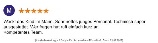 Lasertag Mönchengladbach laserzone_mg_kundenmeinung_st02