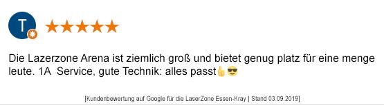 Lasertag Mönchengladbach laserzone_mg_kundenmeinung_st03