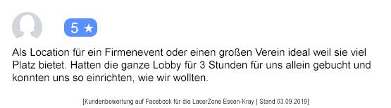 VIP Exklusiv Mönchengladbach laserzone_mg_kundenmeinung_vip04