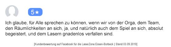 VIP Exklusiv Mönchengladbach laserzone_mg_kundenmeinung_vip05
