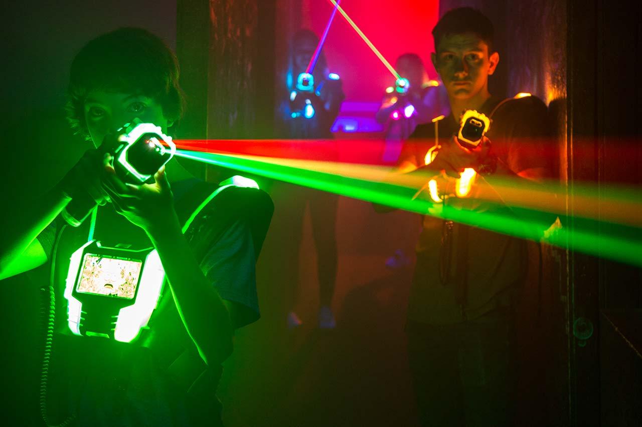 VIP Exklusiv Mönchengladbach laserzone_moenchengladbach_lasertag_action_wide_15
