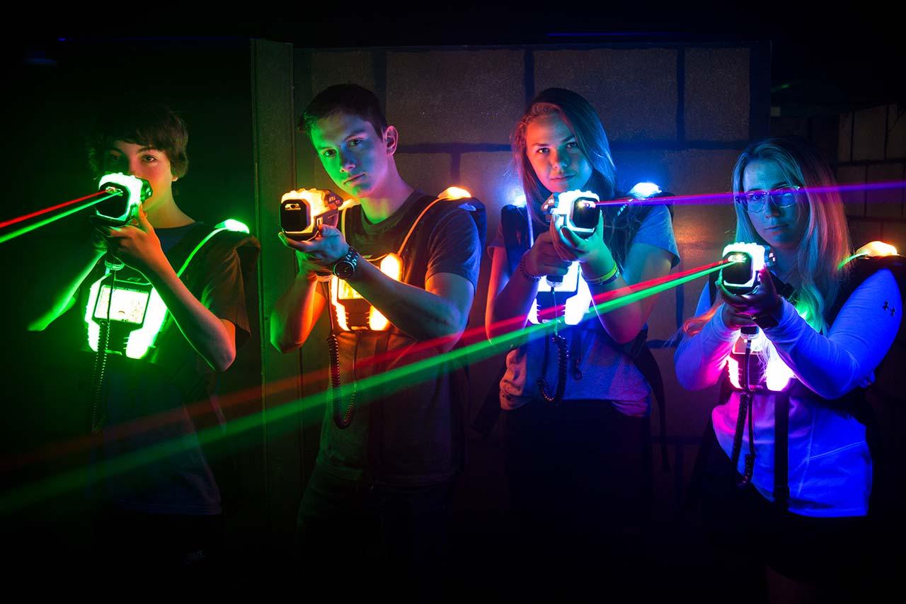 Firmenevents Mönchengladbach laserzone_moenchengladbach_lasertag_gruppe