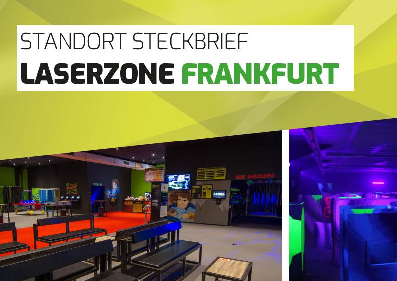 Laserzone Frankfurt Lasertag Standort Steckbrief