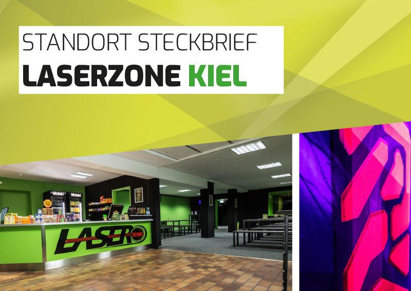 Laserzone Kiel Lasertag Standort Steckbrief