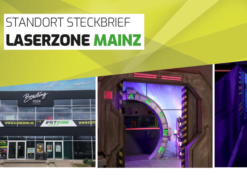 Laserzone Mainz Lasertag Standort Steckbrief